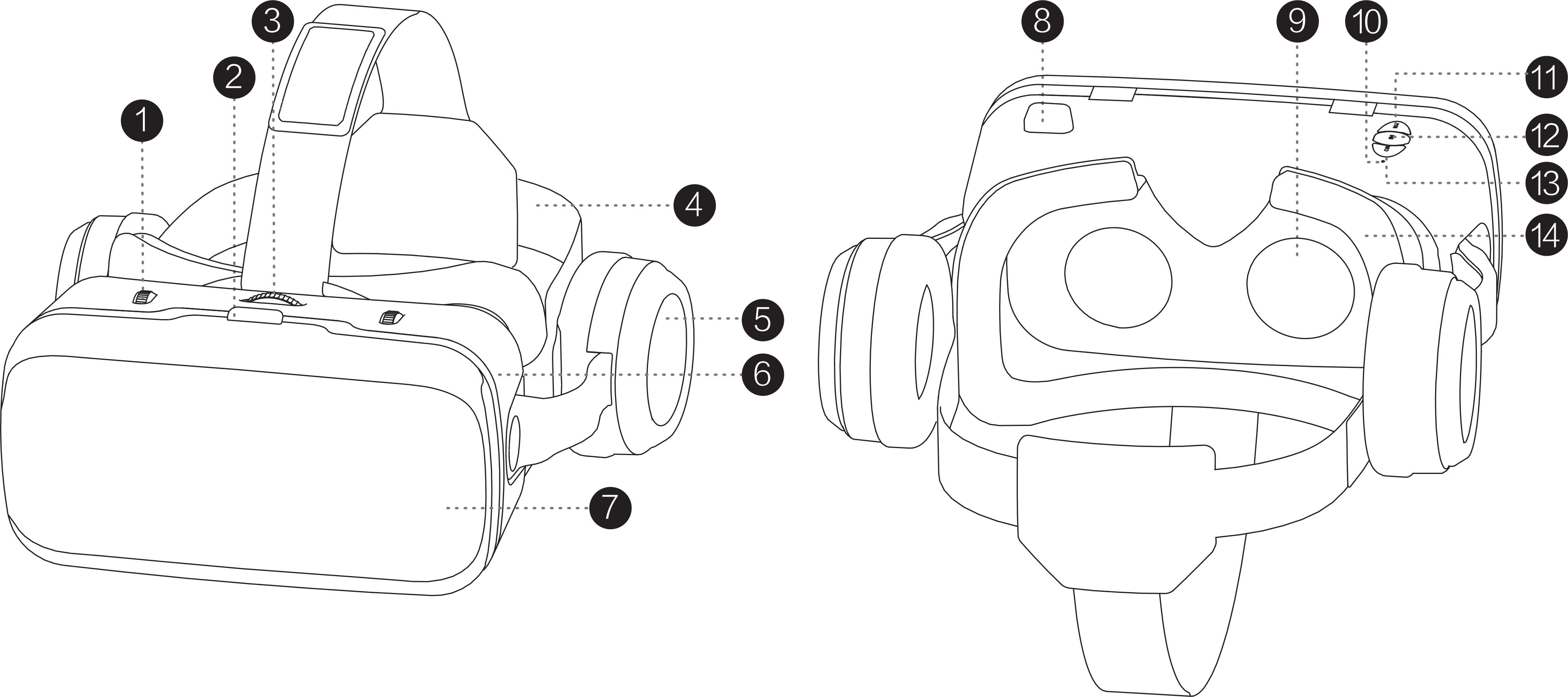 b753937b27a Kogan Premium VR Headset (KAVRHEDNEWA) – Kogan.com Help Centre
