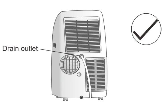 Vostok Portable Air Conditioner Voporair12ha