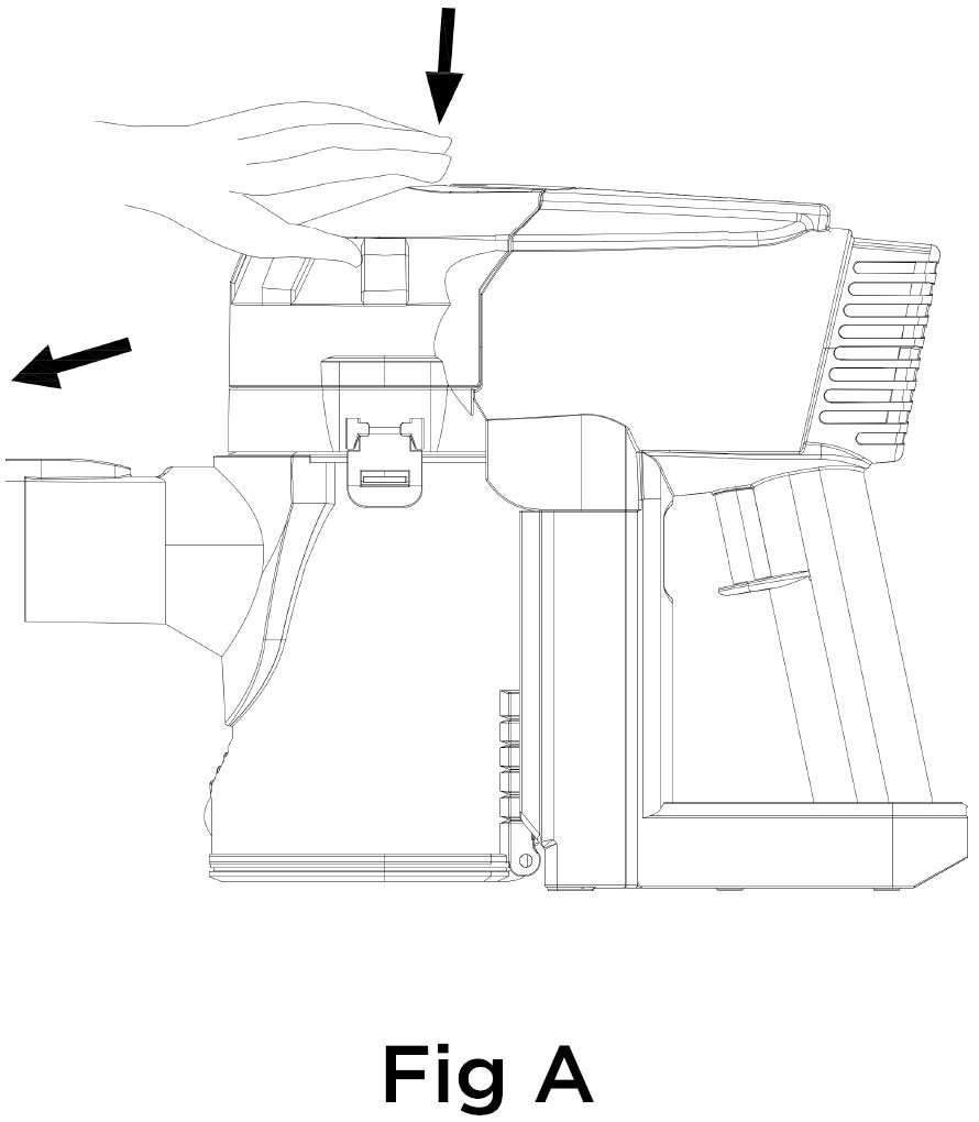 Kogan 22V Premium UltraLife Stick Vacuum & Accessories Kit