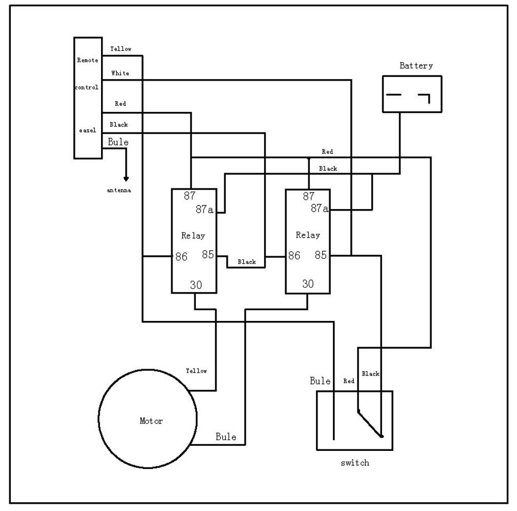 badland winch wire diagram winch motor wiring diagram wiring diagram e6 badland 5000 winch wiring diagram winch motor wiring diagram wiring