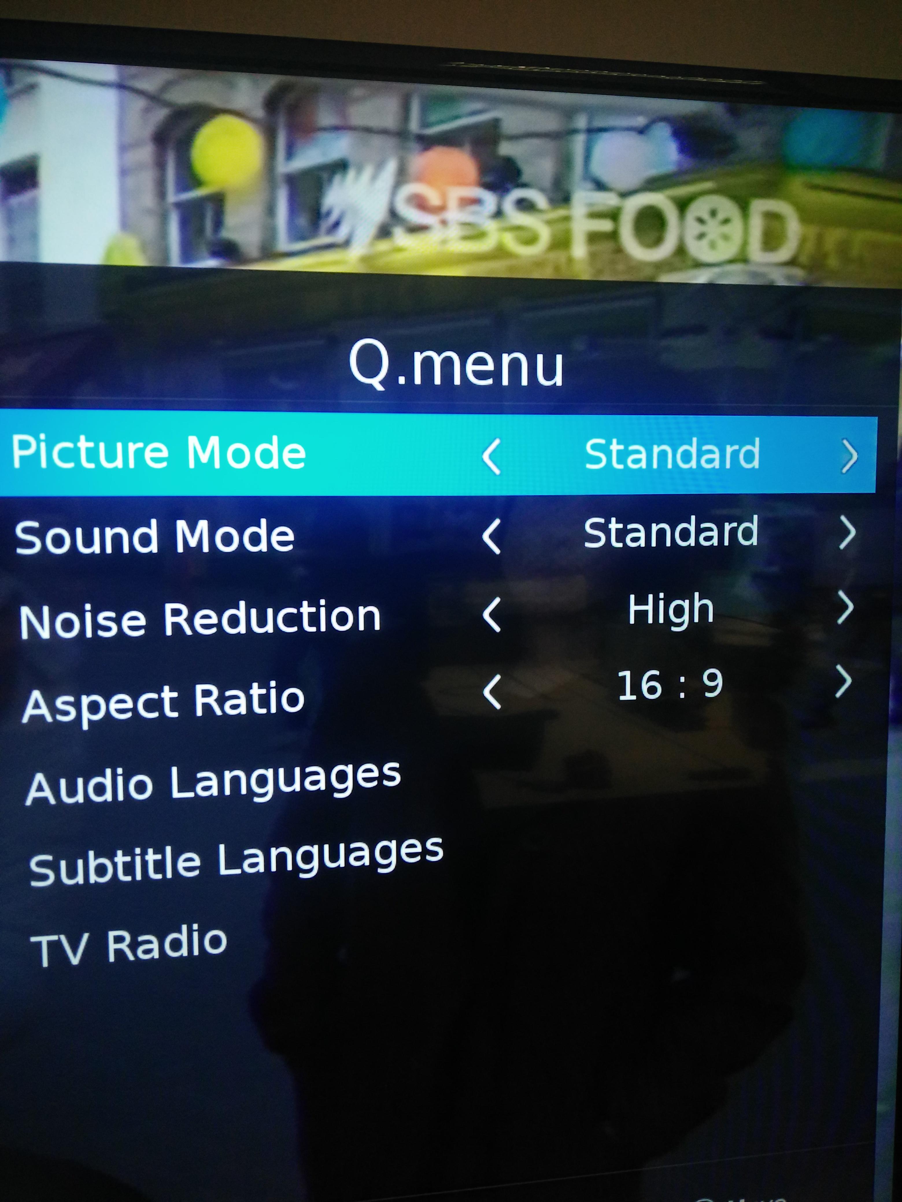 4k Tv Blurry Text